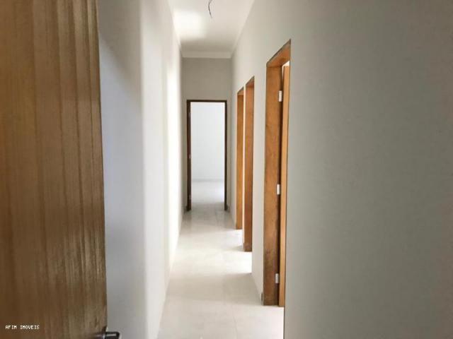 Casa para venda em marília, palmital, 3 dormitórios, 1 banheiro, 1 vaga - Foto 2