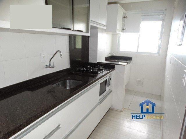 Apartamento à venda com 2 dormitórios em Jardim cidade de florianópolis, São josé cod:979 - Foto 13