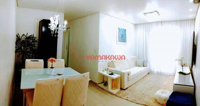 Apartamento em condomínio com 3 dormitórios à venda, 68 m² por r$ 390.000 - itaquera - são - Foto 3