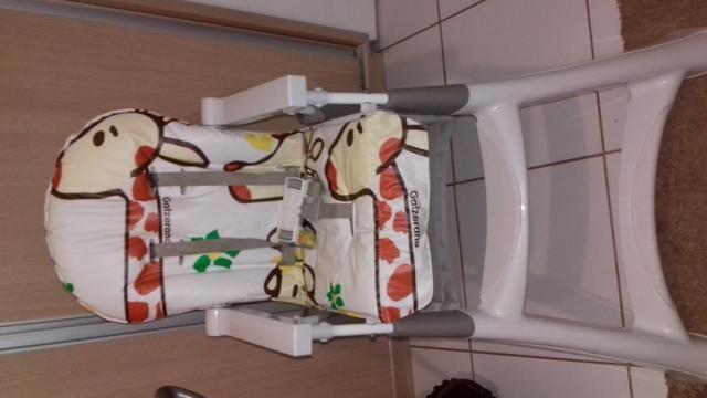 Vendo cadeira de alimentação - Foto 5