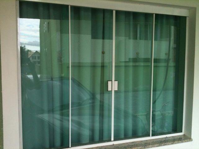 Janelas de vidro R$ 490,00