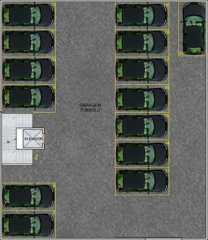 Apartamento à venda com 2 dormitórios em Jardim candelaria, Divinopolis cod:11443 - Foto 2