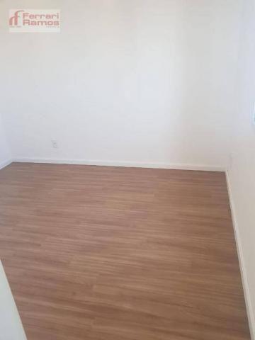 Apartamento com 3 dormitórios à venda, 72 m² por r$ 425.000,00 - vila augusta - guarulhos/ - Foto 2