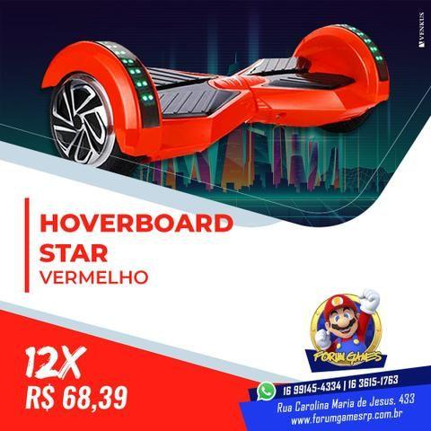 Hoverbord Modelo Novo com Bluetooth