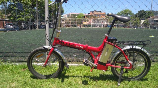 Bicicleta Blitz Jet