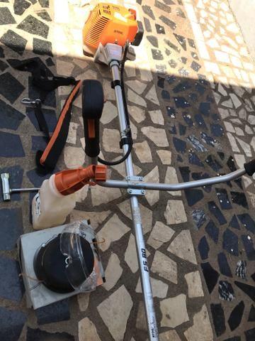 Roçadeira stihl Fs 80 - Foto 4