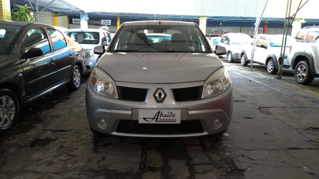 RENAULT SANDERO 2011/2011 1.0 EXPRESSION 16V FLEX 4P MANUAL - Foto 7