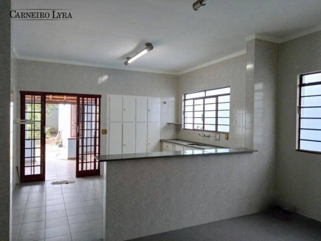 Casa com 3 dormitórios à venda, 330 m² por r$ 370.000,00 - vila sampaio bueno - jaú/sp - Foto 15