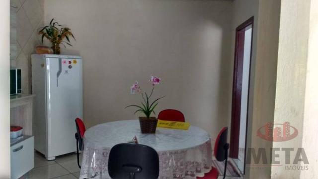 Casa com 1 dormitório à venda, 60 m² por R$ 220.000 - Paranaguamirim - Joinville/SC - Foto 4