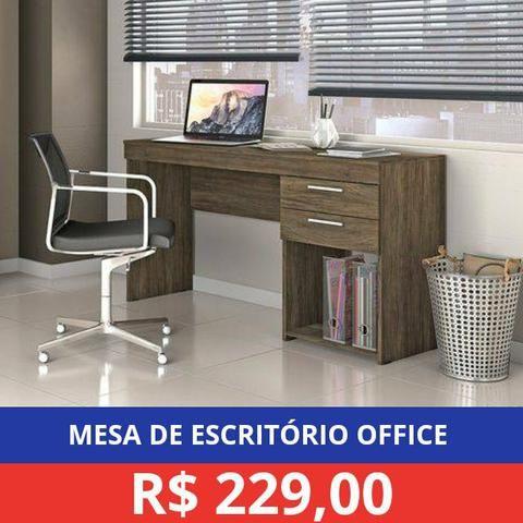 Mesa de Escritório (4 Cores Disponíveis) 1,20 m Padrão - Foto 3