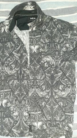 Camisa MCD Manga Curta - Foto 2