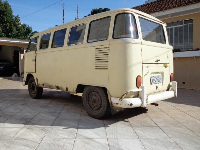 Kombi 1970 e peças - Foto 3