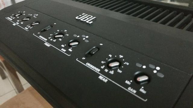 Módulo Amplificador Jbl Gto-5ez Classe Ab+d, 4x 75w + 500w R - Foto 2