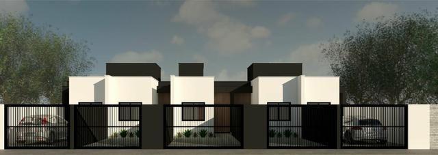 Casa geminada no Itinga/Araquari