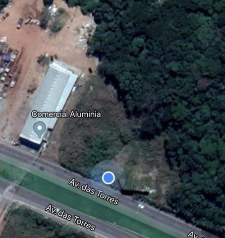Área Av das Torres 4.000 m² - Foto 3