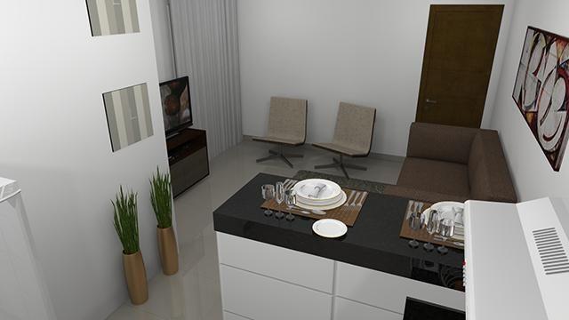 Apartamento à venda com 2 dormitórios em Jardim candelaria, Divinopolis cod:11443 - Foto 4