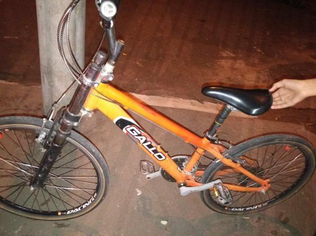 Vendo ou Troco bike