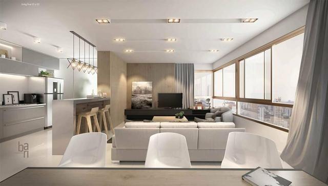 Vendo excelente apartamento em construção, a uma quadra do centro - Foto 2
