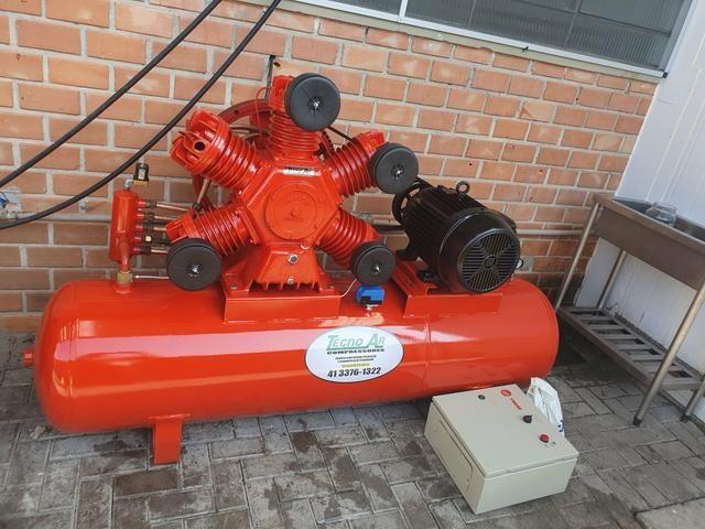 Compressores pistão e parafuso - Foto 5