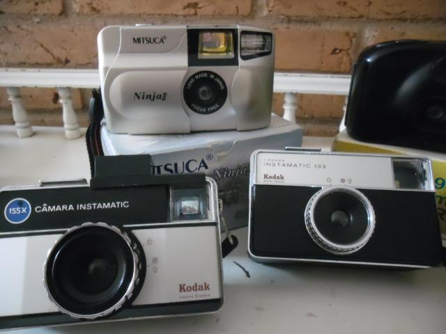 Maquinas Fotográficas para Colecionador ? Usadas