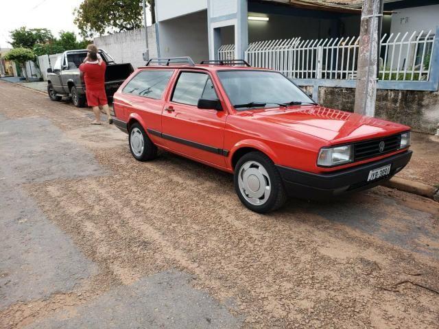 VW Parati Quadrada 1986