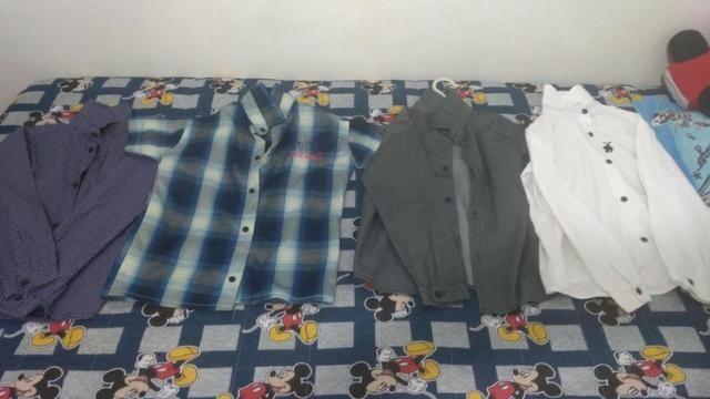 Lote de camisa social - Foto 5