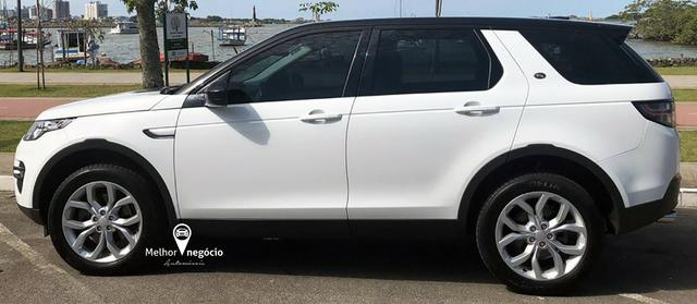 Land Rover Discovery Sport HSE 2.0 4x4 Aut. Branca - Foto 4