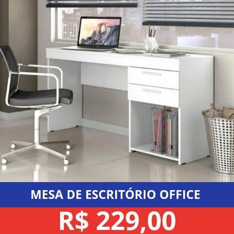 Mesa de Escritório (4 Cores Disponíveis) 1,20 m Padrão - Foto 2
