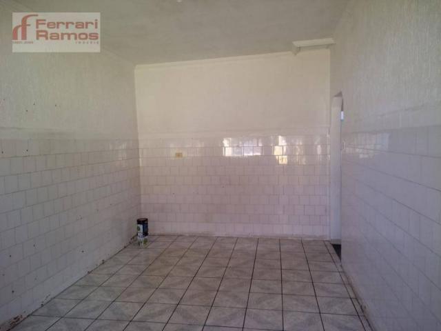 Casa com 3 dormitórios para alugar, 80 m² por r$ 1.350,00/mês - jardim presidente dutra -  - Foto 9