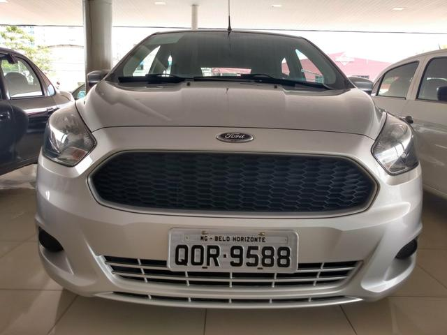 Ford KA 1.0 SE 2018 Completo Impecável !!