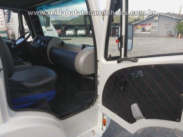 Agrale 9200 MWM Turbo Intercooler Cabine Leito Baú 6,20m - Foto 13
