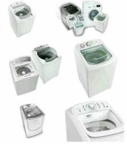 Concerto e manutenção em Máquinas de lavar e tanquinhos.