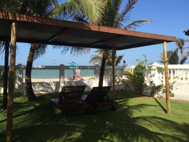 Casa Villa Branca frente mar no Cumbuco - Foto 18