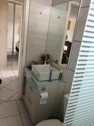 Apartamento Todo mobiliado, móveis sob medida em todos os cômodos, em Forquilhinhas - Foto 3