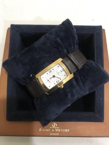 d7f244ede08 Vendo relógio vendo relógio Baume   Mercier - Bijouterias