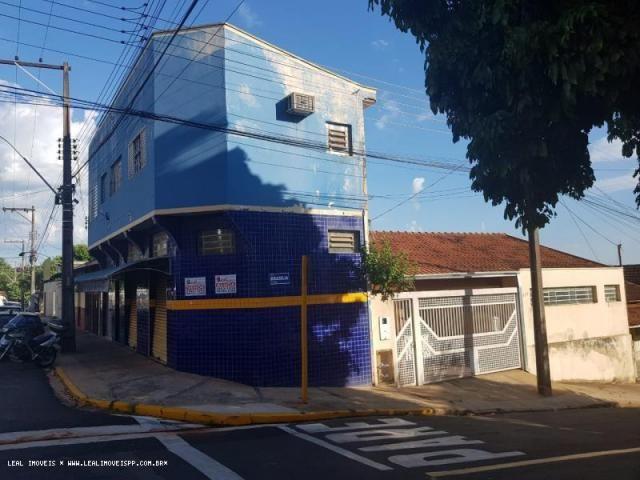 Salão Comercial para Venda em Presidente Prudente, BRASILIA, 2 dormitórios, 1 suíte, 1 ban
