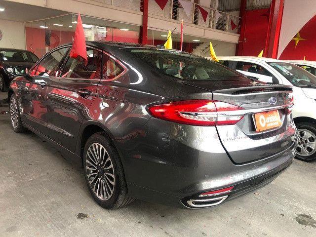 Ford Fusion 2018 Titanium FWD 2.0 - 40mil km - Foto 4