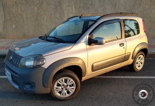 Fiat/ Uno Evo Way flex 2p - Foto 4