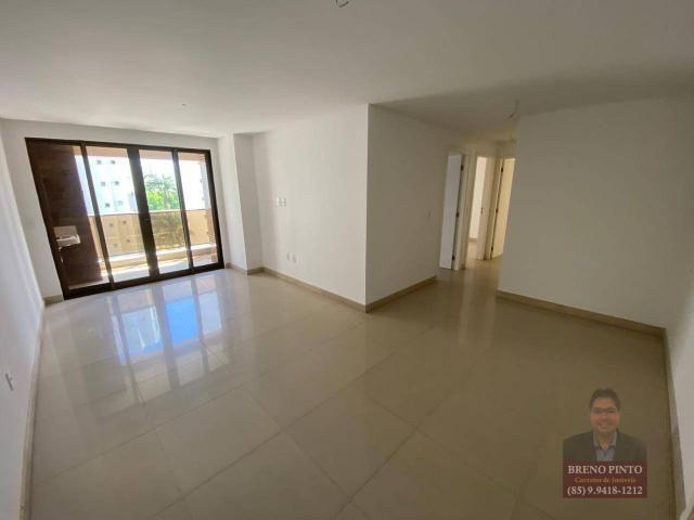 Apartamento à venda, 112 m² por R$ 1.090.000,00 - Meireles - Fortaleza/CE - Foto 19
