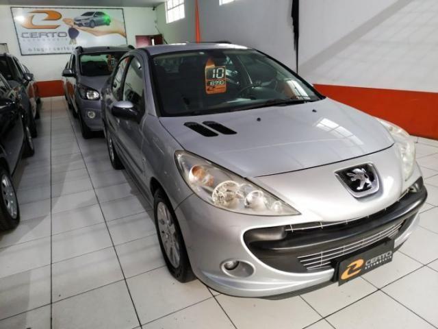 Peugeot 207 2010 1.6 xs passion 16v flex 4p automÁtico - Foto 9