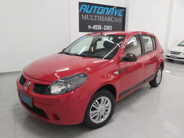 SANDERO 2011/2011 1.6 GT LINE LIMITED FLEX 4P MANUAL