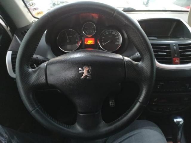 Peugeot 207 2010 1.6 xs passion 16v flex 4p automÁtico - Foto 3