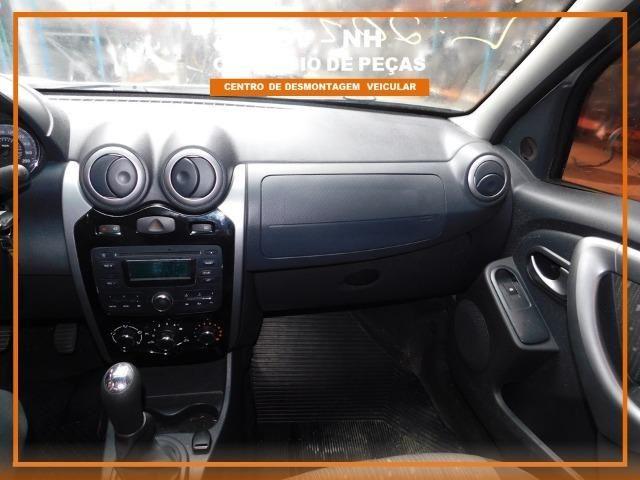 Sucata Renault Logan 1.6 106cv Flex 2013 (Somente Peças) - Foto 9