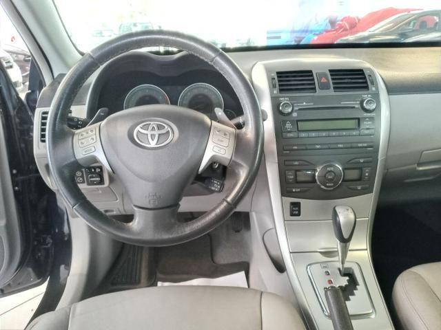 Toyota Corolla XEI 2.0 blindado 2012 - Foto 7