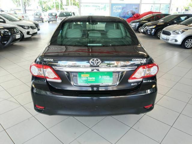 Toyota Corolla XEI 2.0 blindado 2012 - Foto 3