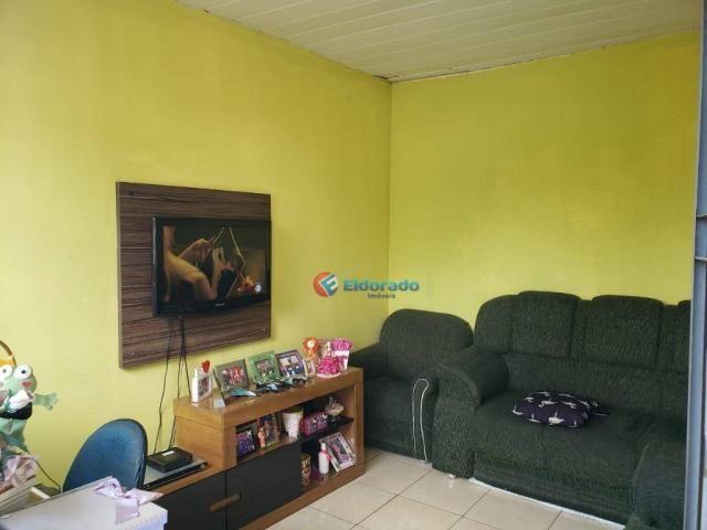 Casa com 2 dormitórios à venda, 75 m² por r$ 170.000,00 - jardim santa esmeralda - hortolâ - Foto 3