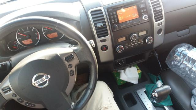 Frontier 4x4 automática 190 cv couro