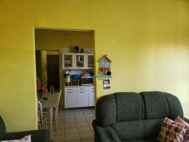 Casa com 2 dormitórios à venda, 75 m² por r$ 170.000,00 - jardim santa esmeralda - hortolâ - Foto 4