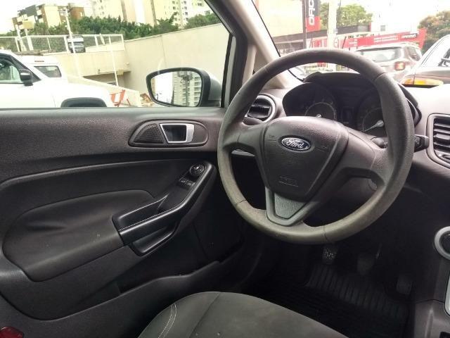 Ford Fiesta Hatch 1.5L SE Prata 2014/2014 ( 5P 111cv ) - Foto 11