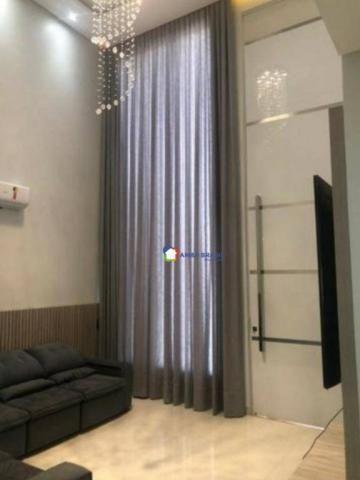 Sobrado com 3 dormitórios à venda, 220 m² por R$ 850.000,00 - Residencial Vale Verde - Sen - Foto 6
